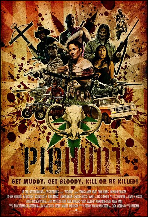 Pig Hunt - poster