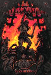 The Barbaric Triumph - Wildside Press edition cover