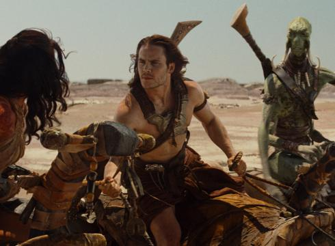 Sinister Cinema: John Carter of Mars | Up and Down These ...