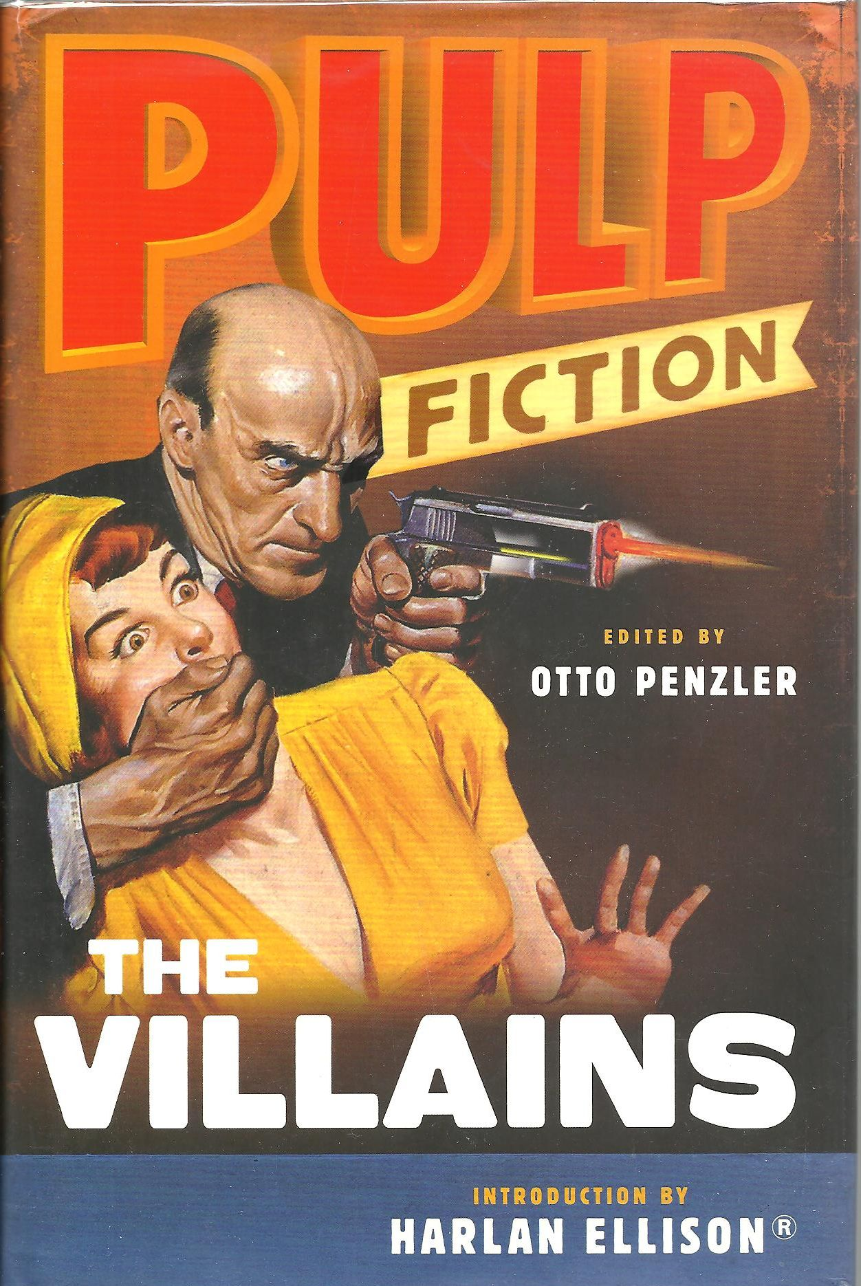 Pulp Fiction-The Villians