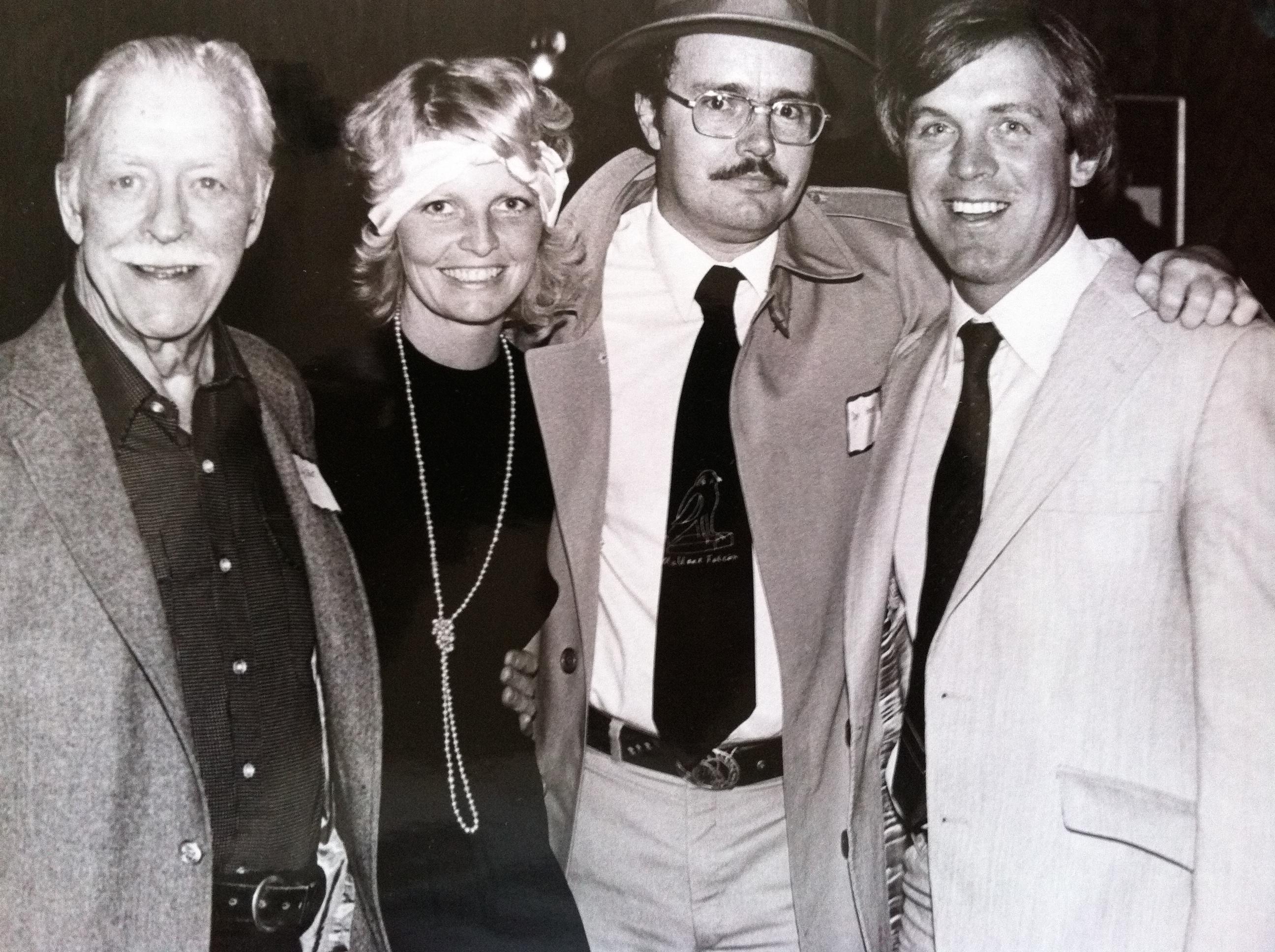 Lyle Talbot Nancy Hult Don Herron Stephen Talbot