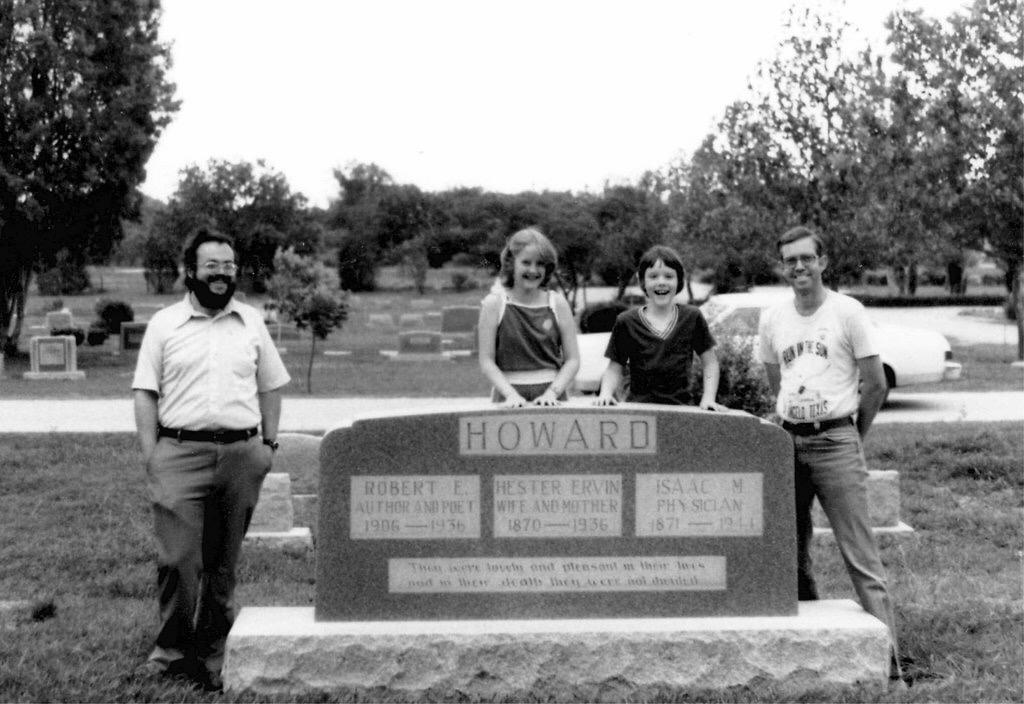 howard grave