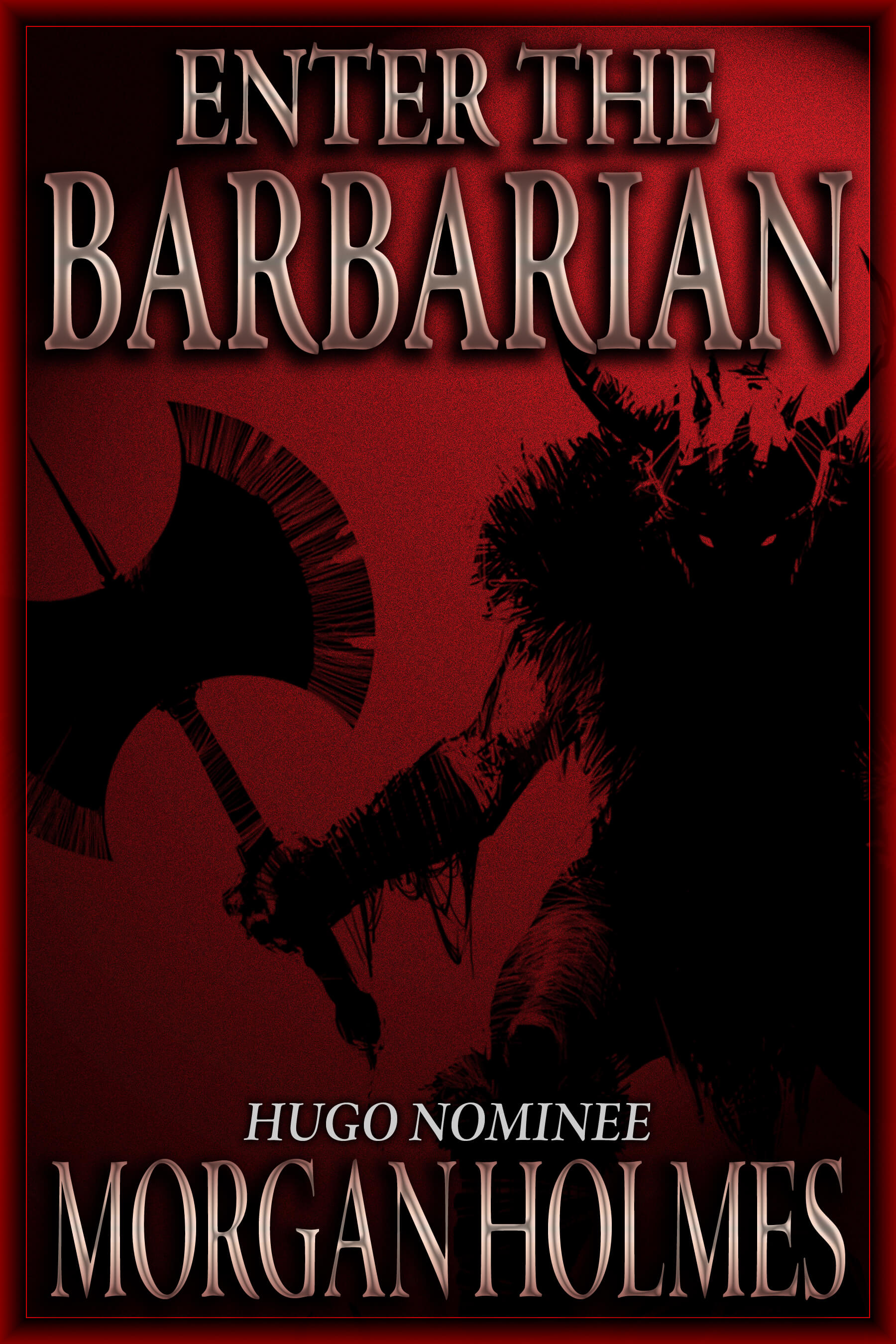 Enter the Barbarian - cover